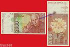 ESPAÑA SPAIN 2000 Pesetas 1992 (1995) Pick 164 SC- / AU