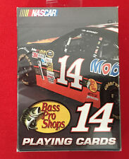 Tony Stewart Playing Cards NASCAR #14 Car United States Playiing Card Co.