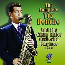 Tex Beneke & His Orc - Complete Tex Beneke & Glenn Miller Orchestra PT 2 [New CD