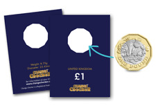 Change Checker Plus 12-Sided £1 Collector Card [Ref 889V]