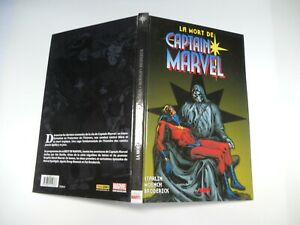 Best Of Marvel, La Mort De Captain Marvel - Panini Comics TBE 2011