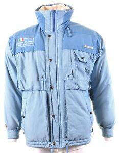 COLMAR Mens Ski Jacket IT 48 Medium Blue LB03