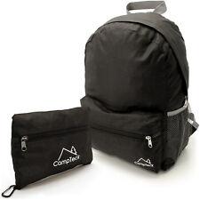 16L Sac à Dos Pliable Léger Backpack pour Voyage Camping Randonnée Fitness Gym
