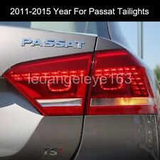 Fit North American Version Passat B7 LED Tail Lights 2011 to 2014 Year Red TC