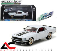 GREENLIGHT 86236 1:43 ROMAN'S 1969 FORD MUSTANG ANVIL HALO FAST AND FURIOUS 6