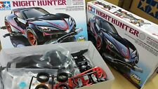 Tamiya 1/32 mini 4WD Night Hunter FM-A Chassis Battery Car Kit #18708