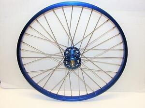 "~ NOS ARAYA Sunshine 36H 20 x 1 3/8"" Old School BMX Front Wheel - GT CW Hutch ~"