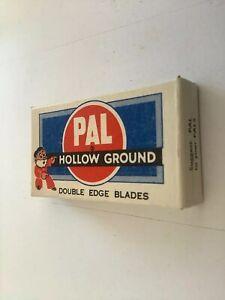 Vintage Razor Blades Ful Pack 'PAL' Sealed