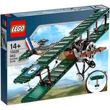 LEGO Creator (10226) Sopwith Camel (Brand New & Factory Sealed) Retired & Rare