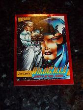 WILDC.A.T.S Comic - Wizard traiding card - Date 1992 - Wizard Comic