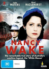 Nancy Wake DVD NEW