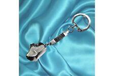 Edel Schungit Schlüsselanhänger, ca 3cm, ca.8g. aus Karelien,mit  Zertifikat!