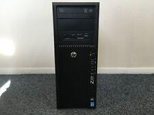 HP Z420 - Xeon E5-1620@3.60GHz, 16GB@1600MHz, 160GB SSD+1TB, Quadro 2000, W10