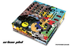 Skin Decal Wrap for PIONEER DJM-600 DJ Mixer CD Pro Audio DJM600 Parts URBAN PHD