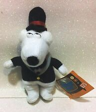 """THE FAMILY GUY BRIAN GRIFFIN CANE PELUCHE 19 CM PLUSH 8"""" DOG"""