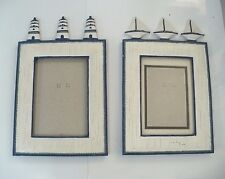 Nautical Themed Picture Frames Sail Boats and Light Houses