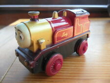 Thomas Tank Engine & Friends Wooden Track - BATTERY LADY - LEARNING CURVE TRAIN