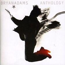 Anthology Australian IMPORT 2005 Bryan Adams CD