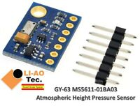 GY-63 MS5611-01BA03 Precision MS5611 Atmospheric Height Pressure Sensor Module