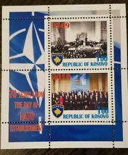 NATO Military bloc 70 years  Kosovo