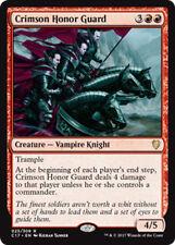 Crimson Honor Guard (Karmesinrote Ehrengarde) Commander 2017 Magic