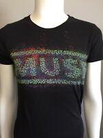 a34177c3 Womens Muse T Shirt Medium 2013 2nd Law Concert Tour M Black Alt Rock