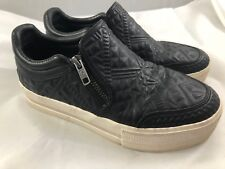 ASH Jig Shoes Fashion Sneakers Black Size 36