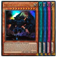 Yugioh Karten Sammlung - 20 Ultra Rare Karten - Yu-Gi-Oh! Deck Set Lot Holo Neu