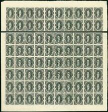 Argentina 1864 Rivadavia 15c LICHTENSTEIN PROOF BLOCKS