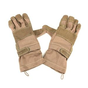 Camelbak Max Grip NT Gloves, Flame Resistant Tan FR Nomex Military Style XL