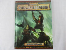 Paths of the Damned ASHES OF MIDDENHEIM Warhammer 40000 Roleplay HARDCOVER New!!