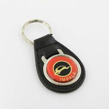 Chevy Chevrolet Impala Logo US Muscle Car Echt Leder Schlüsselanhänger Anhänger