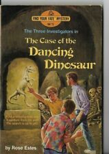The Three Investigators in THE DANCING DINOSAUR Find Your Fate Mystery First Pri