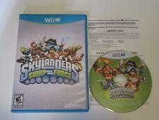Skylanders: Swap Force (Nintendo Wii U, 2013) Game Only