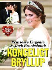Royal Hochzeit Wedding Prinzessin Princess Eugenie & Jack, kongeligt Bryllup