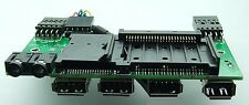 PC einbau Karte Modul 4 x USB Audio SD CF Speicherkarte firewire **NEU**