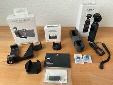 DJI Osmo Pocket Camcorder - neuwertig und viel Zubehör / Starter Set