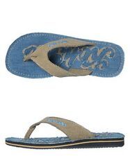 KOH-TAO sandals flip-flops sandali infradito scarpe donna juta e denim 38 BNIB