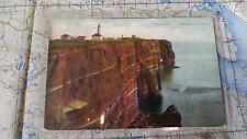 Helgoland Westküste Leuchtturm AK Postkarte 5898