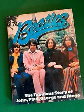 Beatles The Beatles: The Fabulous Story UK book ISBN0706404467 OCTOBER 1975