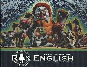 Abject Expressionism: The Art of Ron English by Ron English (Hardback, 2008)