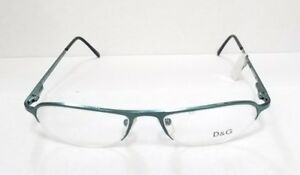 Dolce & Gabbana Eyeglasses RX D&G 4048 284 51 -17 140 Blue New Authentic