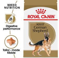 Royal Canin Breed Health Nutrition German Shepherd Adult Dry Dog Food, 30 lbs