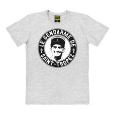 TRAKTOR® - Film - Louis de Funes - Der Gendarm von Saint Tropez - T-Shirt Print