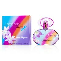 Salvatore Ferragamo Incanto Shine Eau De Toilette Spray 50ml Womens Perfume