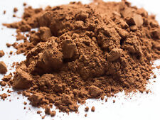 Imported Belgian Raw Cocoa Powder 100% Pure Pressed Chocolate 4oz to 16oz