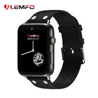 LEMFO LEM10 3+32G smart watch 4G GPS WiFi video call heart rate for Android ios