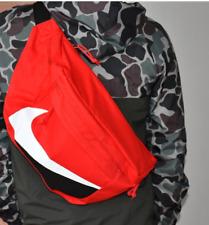 Nike Tech Hip Pack Waistpack Oversized Nike Logo Crossbody Large Sling Bag NEW