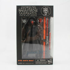 Star Wars The BLACK SERIES DARTH MAUL 6 Inch Action Figure Model Toy Hasbro