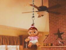 DORA THE EXPLORER Baby Girl Ceiling Fan Pull Light Lamp Chain Decoration K364
